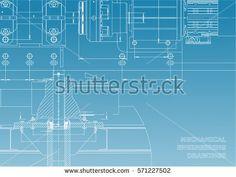 Engineering backgrounds mechanical engineering drawings technical engineering backgrounds mechanical engineering drawings technical design blueprints light green points bubushonok art bubu malvernweather Images