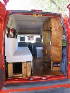 Ideas For Camper Van Conversions14