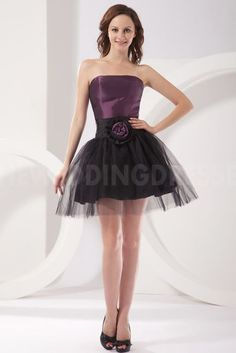 Strapless Unique Purple Homecoming Dresses - Order Link: http://www.theweddingdresses.com/strapless-unique-purple-homecoming-dresses-twdn4633.html - Embellishments: Beading; Length: Floor Length; Fabric: Satin; Waist: Natural - Price: 160.0514USD