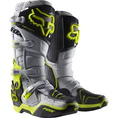 Dirt Bike Fox Racing 2016 Instinct Boots - A1 Kroma LE | MotoSport
