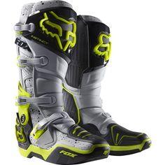 Dirt Bike Fox Racing 2016 Instinct Boots - A1 Kroma LE   MotoSport