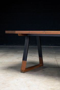 Griswold Dining Table by AntonMakaDesigns on Etsy