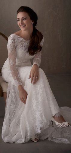11e6d0b965600 46 Best Sleek and Chic Wedding Dresses images in 2019