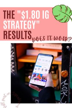 So... I tried this $1.80 Instagram Growth Strategy by Gary Vee for 30 days challenge. Did I fail or succeed? This Instagram strategy involves commenting on other posts in your Instagram or branding niche. It takes technically your time and effort however will it be worth it? Find out and see... | instagram strategy followers | instagram strategy content | instagram strategy feed | instagram strategy posts | best instagram strategy Followers Instagram, Instagram Feed, My Notes App, Gary Vee, 30 Day Challenge, I Tried, Self Development, Self Improvement, Business Tips