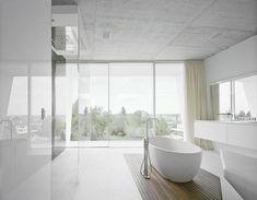 Futuristic Villa In Vienna