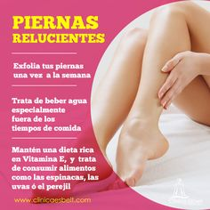 ¡Nada como tener unas piernas hermosas! Mira estos sencillos consejos para mantenerlas radiantes #consejo #belleza #piernas #salud