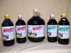 Ahhhh Boost Slushie, I so need to go get three of these right now!!!!