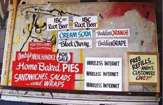 The Incredible Lost and Found Art of Hand-Painted Signage