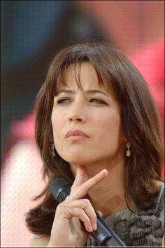 photo Sophie Marceau grand journal cannes festival2