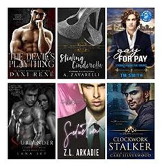 💖 Our Book Picks for the Week of Sept 20th Reviews and Recommendations 🔗 The Devil's Plaything by Dani René 🕛 Stealing Cinderella by A. Zavarelli 🏙️ Gay for Pay by T.M. Smith ⚖️ Surrender: XXX Maxim by Lana Sky 🩺 Seduction by Z.L. Arkadie 🕵️ Clockwork Stalker by Cari Silverwood #romanticsuspense #organziedcrime #darkromance #gaslamp #fantasy #lgbt #mmromance #mafia #fairytale #fantasy #billionaire #newadult #gothicromance #lanasky #carisilverwood #tmsmith #danirene #azavarelli…