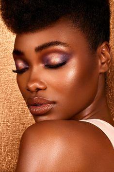 Bronze Eyeshadow, Eyeshadow Palette, Dive, Glow Palette, Face Forward, Summer Glow, Brown Skin, Makeup, Bliss