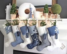 2014 Christmas Stocking Round-up | South House Designs