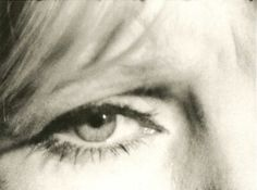 #Nico #Velvet Underground #eye