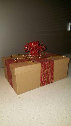 Christmas present for Kristel
