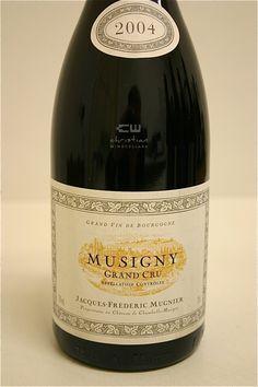 Musigny Grand Cru Jacques Frederic Mugnier 2004