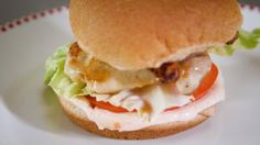 The Healthiest Chicken Sandwich