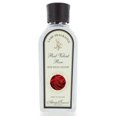 NEW: Red Velvet Rose Rich, modern, luxurious Rose fragrance, laced with Neroli, finishing with vanilla and musks for a velvet finish.