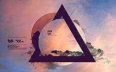 EP Cover - Dark Sun by Diego Macias - Geometric Modern Graphic Design Visual Design, Graphisches Design, Layout Design, Logo Design, Design Ideas, Graphic Design Posters, Graphic Design Typography, Graphic Design Illustration, Graphic Design Inspiration