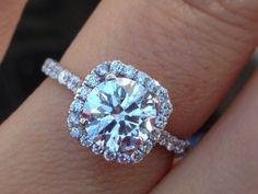 this engagement ring - Prettiest Wedding Rings