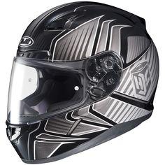 HJC CL-17 Redline Helmet
