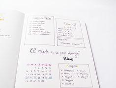 La importancia de la vista semanal para organizarte!