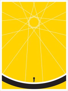 Great Cycling Poster¬