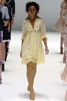 Alexander McQueen, Spring/Summer 2005, Ready to Wear