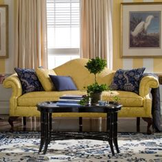 ethanallen.com - taffeta inverted pleat panel | ethan allen | furniture | interior design