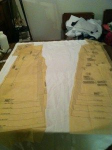 How to Lay Out your Pattern Sewing For Dummies, Layout, Drawings, Pattern, Page Layout, Patterns, Sketches, Drawing, Model