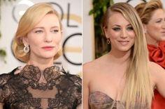 Hollywoods neue Lockerheit: Bei den GOLDEN GLOBES 2014 verzichteten die meisten Stars auf aufwendige Hochsteckfrisuren. Wir zeigen die FRISUREN-Highlights vom roten Teppich.