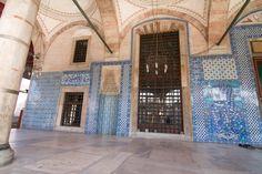 rustem pasha mosque | Rustem Pasha Mosque - A Trip To Istanbul