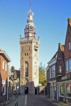 Monnickendam (Noord-Holland) - Speeltoren