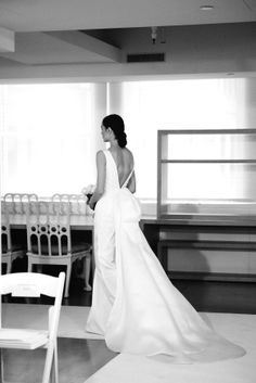 Oscar de la Renta, Bridal 2015. Photo by @Natasha S Jahangir http://www.onephotographatatime.tumblr.com/