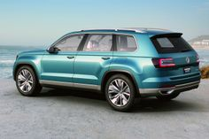 suvs | The production CrossBlue's shared platform also means the decision to ...