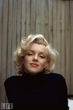 Marilyn Monroe poses for a photo taken by LIFE photographer Alfred Eisenstaedt on a patio outside her Hollywood home in May 1953. Here, in a Facebook gallery exclusive, ten stunning images that almost...