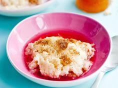 Uuniriisipuuro - Rice porridge Rice Porridge, Mashed Potatoes, Food And Drink, Pudding, Ice Cream, Cooking, Ethnic Recipes, Desserts, Koti