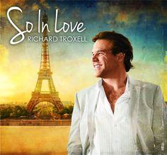"AVA alum Richard Troxell's new CD ""So in Love"""