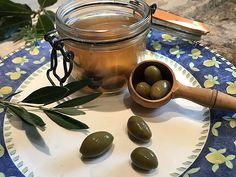 Comment faire ses olives en saumure - Ni Cru Ni Cuit