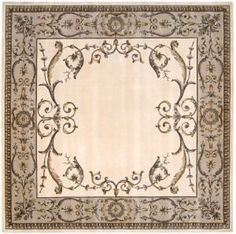 Nourison Versailles Palace VP-02 Ivory Area Rug