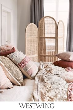 Pin & win a € 1000 voucher for WestwingNow - Lilly is Love Composite Front Door, Bohemian Living, Love Home, Modern Interior Design, Hanging Chair, My Room, Decoration, Sweet Home, Decorating Rooms
