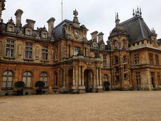 wightwick manor settee - Google Search