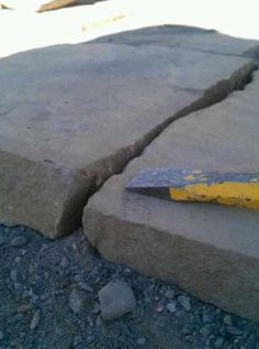 """Working with flagstone seems to be a huge challenge for do-it-yourselfers so I decided to put together this 3 section module on """"tricks of the trade"""". These are a few of the advanced tips of how to complete your job like a pro."""
