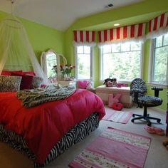 Kids Room Zebra Print Design, Pictures, Remodel, Decor and Ideas
