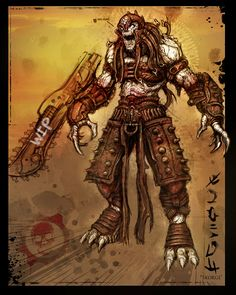James Hawkins, Gears Of War 3, Epic Pictures, Fantasy Monster, Cool Gear, Assassins Creed, Game Art, Sci Fi, Creatures