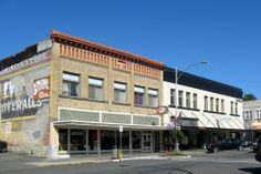 Book 'N' Brush is located in Historic Downtown Chehalis, Washington.