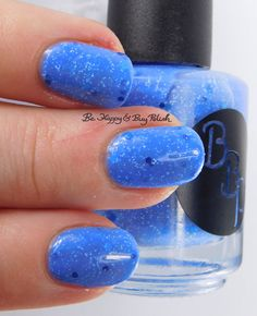 Bad Bitch Polish Whopping Eggs 3-finger pose   Be Happy And Buy Polish http://behappyandbuypolish.com/2016/03/03/bad-bitch-polish-springish-partial-collection-swatches-review/