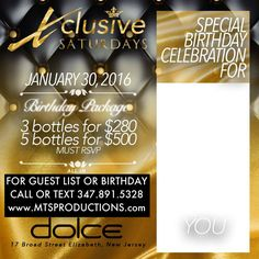Dolce Lounge is Elizabeth New Jersey Newest & Sexiest Place to Celebrate a Friends Birthday, Bachelor/Bachelorette, Corporate, Graduation, Going Away or Reunion Party.     Club Dolce Address 17 Broad St, Elizabeth NJ 07201.  Visit http://mtsproductions.com/dolce-lounge/ For Details