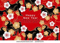 Monkey Year 写真素材・ベクター・画像・イラスト | Shutterstock