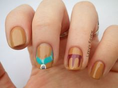 These 21 Disney Nail Art Ideas Will Make You Want To Get A Magical Manicure…