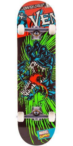 Santa Cruz Skate Boards - Venom